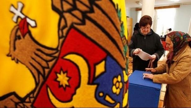 Foto: Alegeri locale în Republica Moldova. Prezență mai mică la urne față de 2015