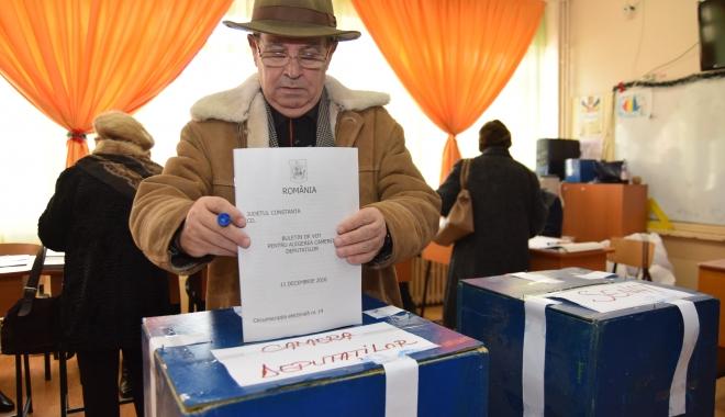 Foto: BEJ: CUM AU VOTAT CONSTĂNŢENII LA ALEGERILE PARLAMENTARE