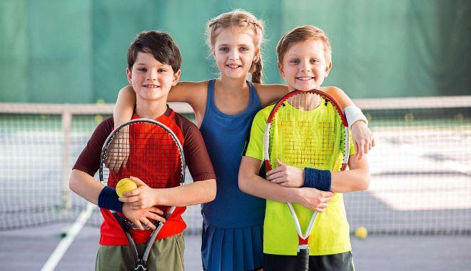 Foto: Voucher în valoare de 300 de lei, pentru copiii care se legitimează la cluburi sportive