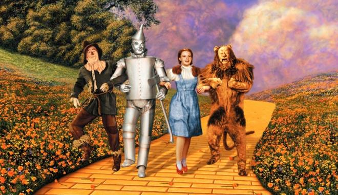 """Foto: """"Vrăjitorul din Oz""""  e în drum  spre Constanţa"""