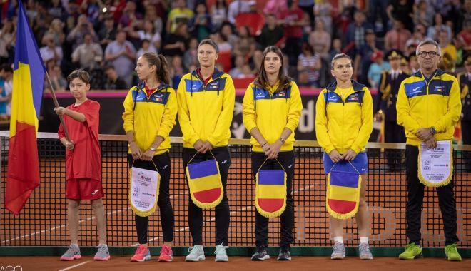 Foto: Vrei să vezi meciul cu Franţa, din Fed Cup? Se pun în vânzare biletele