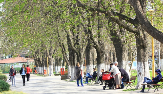 Foto: De astăzi se încălzeşte la Constanţa. Ce temperaturi avem zilele acestea