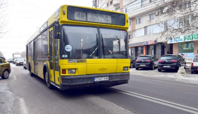 Foto: RATC Constanţa, anunţ de ultimă oră pentru toţi călătorii