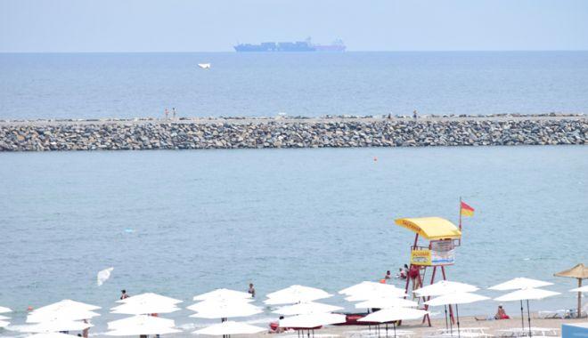 Foto: Vreme din ce în ce mai caldă, pe litoral