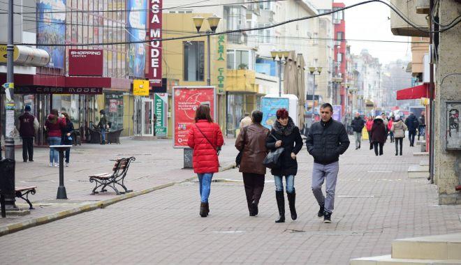 Foto: Vreme rece, săptămâna aceasta, la Constanţa