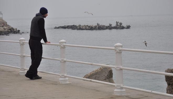 Foto: Vreme rea la Constanţa. Comandament pentru Situații de Urgență, la RAJA
