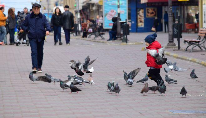 Foto: Vreme rece, în week-end, la Constanţa