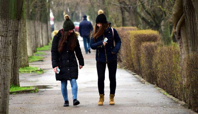 Foto: Vreme rece de Paşte, la Constanţa