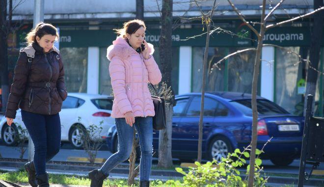 Foto: Vreme caldă, dar uşor instabilă, la Constanţa