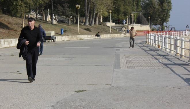 Foto: PROGNOZA METEO PE DOUĂ SĂPTĂMÂNI. Iată cum va fi vremea în Dobrogea, în perioada următoare