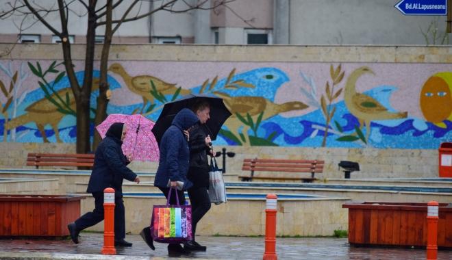 Foto: Veşti proaste de la meteorologi. Temperaturi deosebit de scăzute, astăzi, la Constanţa. Joi sunt anunţate ninsori