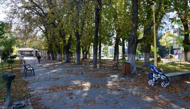Foto: Vreme frumoasă şi caldă, în week-end, la Constanţa
