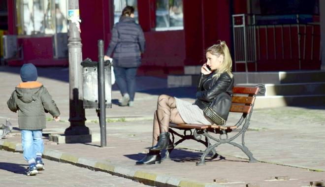 Foto: Vreme frumoasă, zilele acestea, la Constanţa