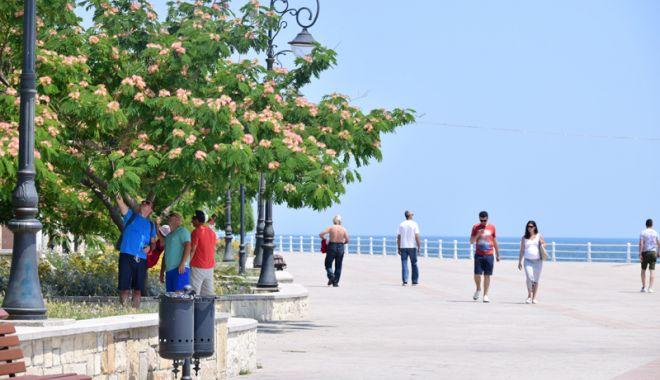 Foto: Cum va fi vremea  la Constanţa,  în acest week-end