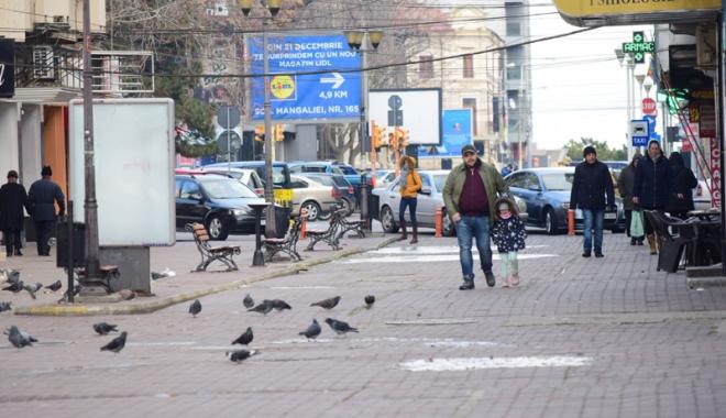 Foto: De azi se încălzeşte  la Constanţa