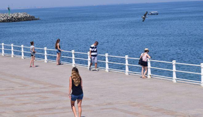 Foto: Cum va fi vremea  în week-end, la mare