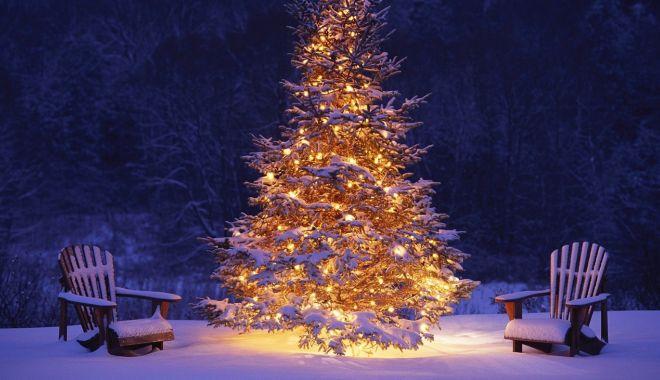 Foto: PROGNOZA METEO de Crăciun, în Dobrogea