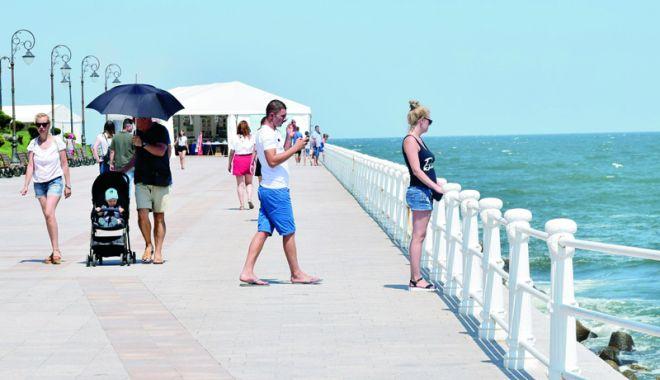 Foto: Cum va fi vremea săptămâna aceasta, pe litoral