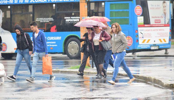 Foto: Vreme închisă şi ploi slabe, săptămâna aceasta, la Constanţa