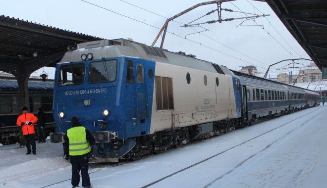 Vremea dă peste cap circulația trenurilor de călători! Iată ce curse sunt anulate - vremeasursacfrcalatori-1580920372.jpg