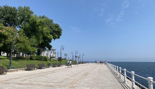 Vreme deosebit de caldă, la malul mării. Săptămâna viitoare vine frigul - vremedeosebitdecalda-1631642707.jpg