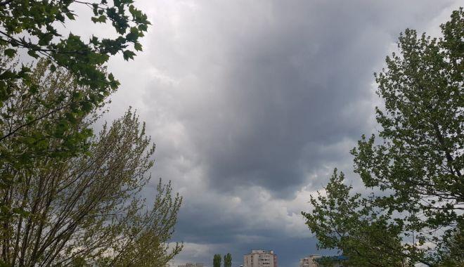Foto: Vreme ușor instabilă, dar în încălzire, la Constanța