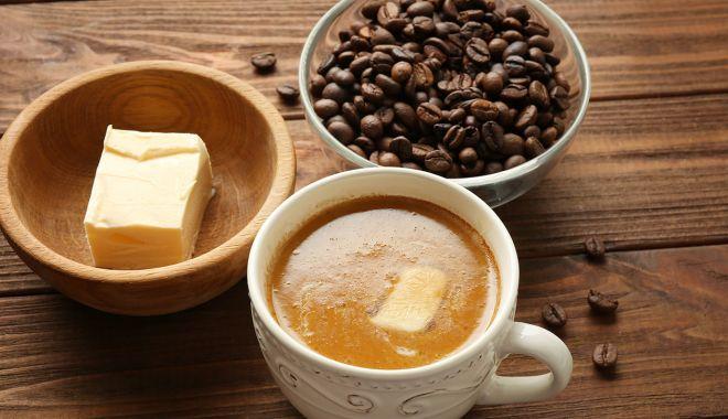Foto: Vreți să slăbiți? Beți cafea cu unt!
