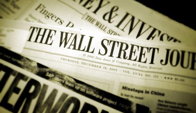 Wall Street Journal: UE nu îşi poate ignora problema din România