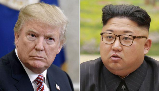 Foto: Washingtonul discută cu Phenianul despre viitorul summit Trump-Kim