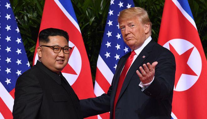 Foto: Washingtonul,  gata să discute măsuri de încredere  cu Phenianul