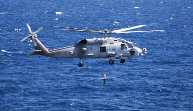 Foto: Washingtonul aprobă vânzarea de elicoptere antisubmarin către India
