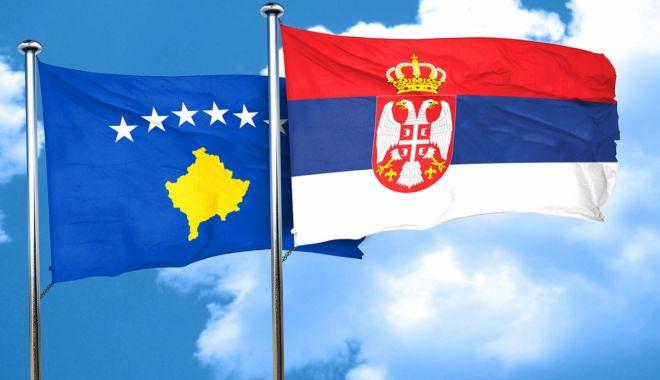 Foto: Washingtonul îndeamnă Serbia şi Kosovo la recunoaştere reciprocă