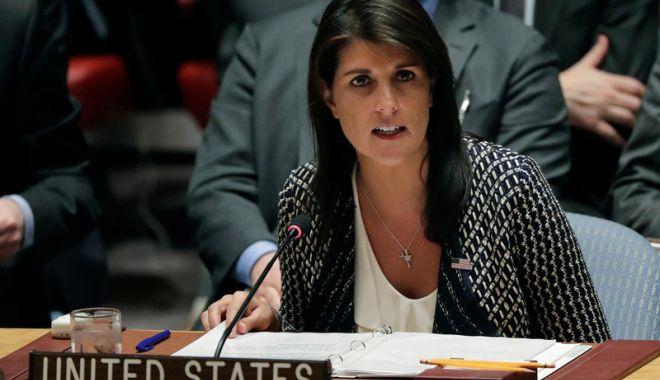 Foto: Washingtonul denunţă  o acţiune ilegală a Rusiei