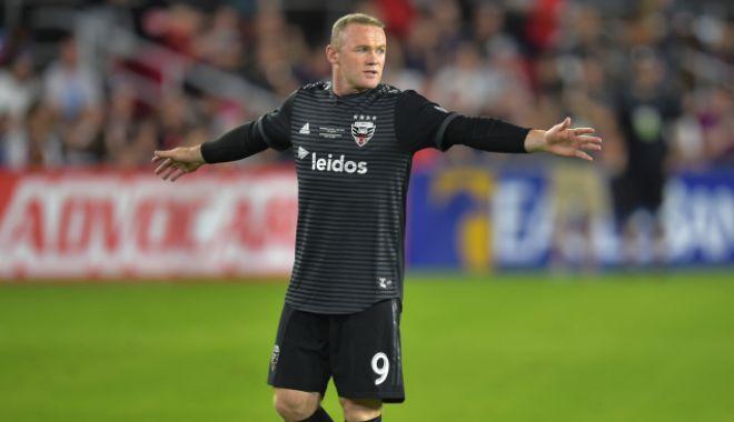 Foto: Fotbal: Wayne Rooney a reuşit primul său hat-trick în MLS