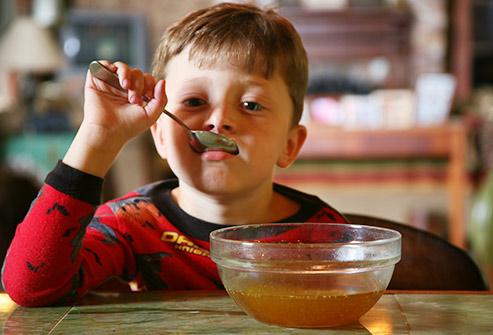 Foto: PROIECT DE LEGE. Elevii vor primi lunar câte 350 de grame de miere