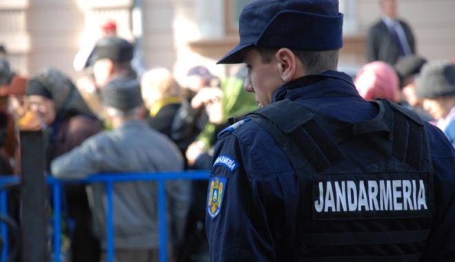Foto: Week-end cu misiuni pentru jandarmii constănţeni