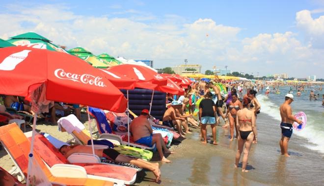 Foto: Week-end-ul acesta nu se doarme pe litoralul românesc!