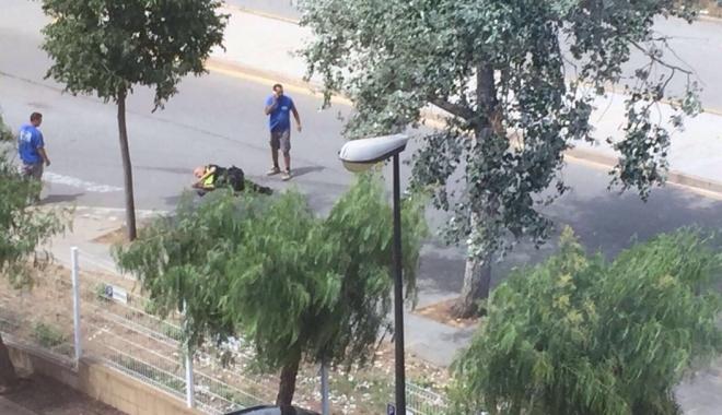 Foto: ATAC ARMAT, LÂNGĂ BARCELONA / Un poliţist a fost ucis, altul grav rănit