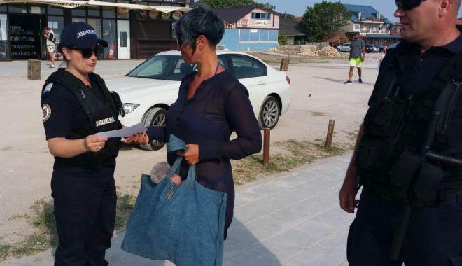 Foto: Galerie foto / Năvodari, Mamaia şi Vama Veche, împânzite de jandarmi. Ce spun oamenii legii