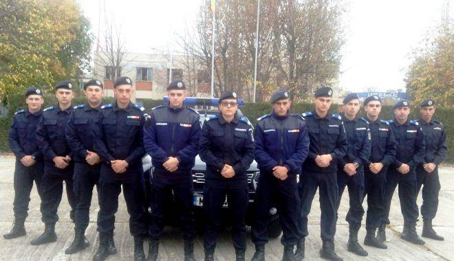 Foto: FORŢE NOI la Jandarmeria Constanţa! Cine sunt cei 12 subofiţeri încadraţi