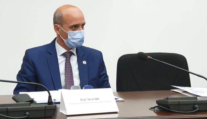 """Prof. Sorin Ion, secretarul de stat din Ministerul Educației, la Constanța: """"Școlile nu sunt focare de infecție. Riscurile sunt în zonele adiacente"""" - whatsappimage20210426at095101-1619419928.jpg"""