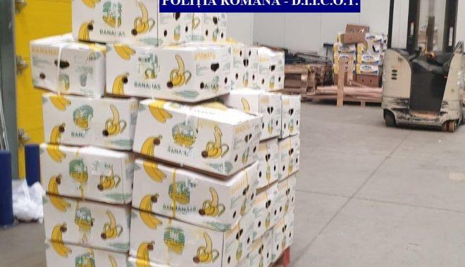 Jumătate de tonă de COCAINĂ, găsită în baxuri de banane. Au ajuns în țară prin portul Constanța? - whatsappimage20210729at1211041-1627553151.jpg