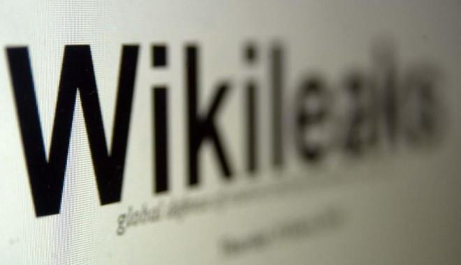 Foto: WikiLeaks ar putea publica o nouă serie de documente clasificate