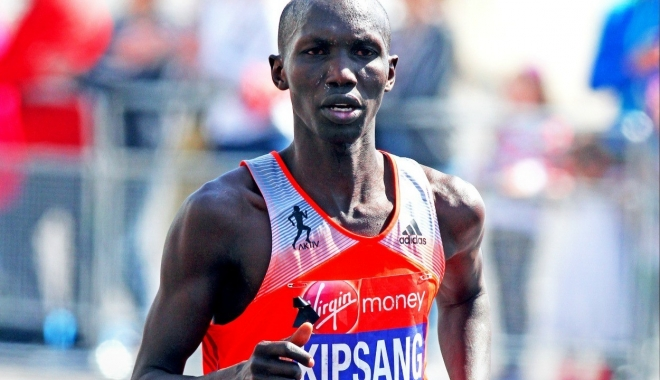 Foto: ATLETISM / Wilson Kipsang a stabilit un nou record al maratonului de la Tokyo