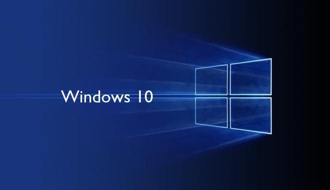Foto: Update important pentru Windows 10 începând cu 11 aprilie