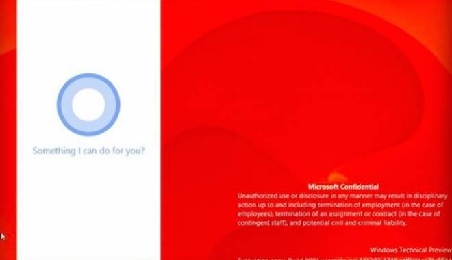 """Foto: Video. Noi informații despre Windows 10: Cum vei """"vorbi"""" cu el"""