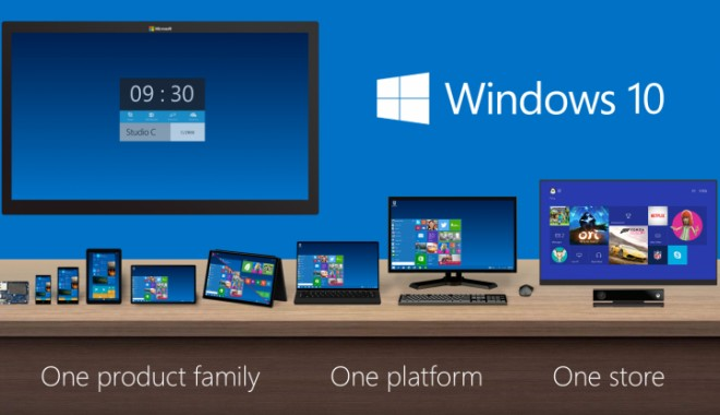 Foto: Primele PREZENTĂRI VIDEO cu noul WINDOWS 10. Microsoft dă lovitura!