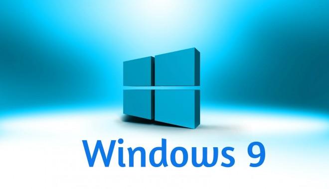 Foto: Noi detalii despre Windows 9: dispare un meniu iconic