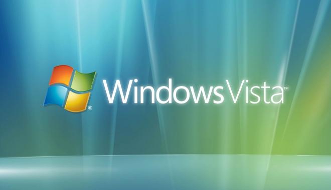 Foto: Microsoft renunţă oficial la Windows Vista
