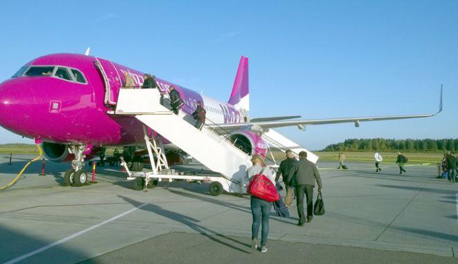 Foto: Ţeapă cu bilete de avion, la prețul de un euro! Wizz Air, reacţie oficială
